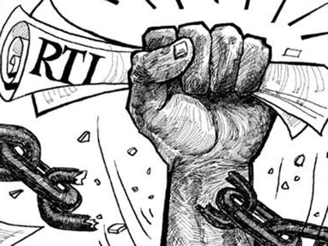 RTI,graft case,complainant