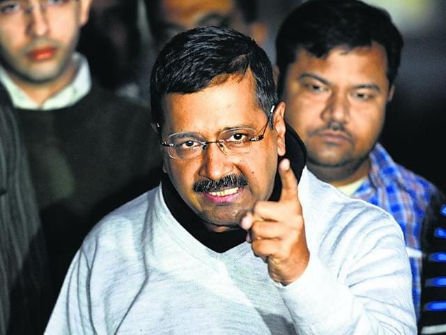 Delhi chief minister Arvind Kejriwal ratcheted up his attacks on finance minister Arun Jaitley, demanding in a series of tweets that he either quit or be sacked from his post over the allegations of corruption in the DDCA under him.