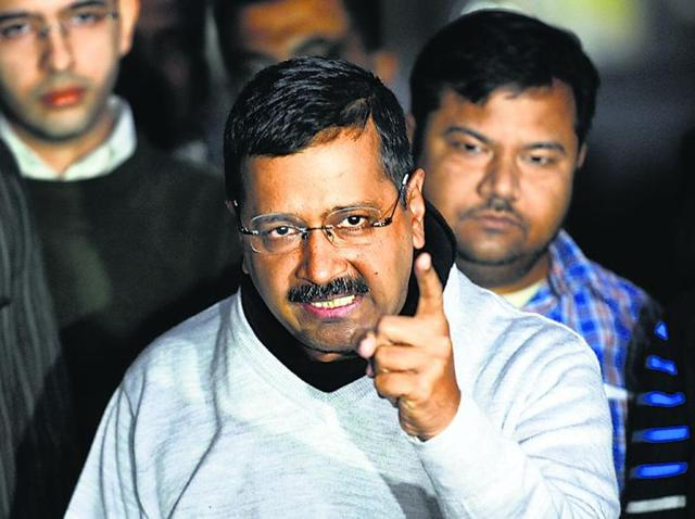 Delhi CM Arvind Kejriwal fired another salvo on Friday saying he was told by a CBI officer that the investigating agency is under orders to target all opposition parties.