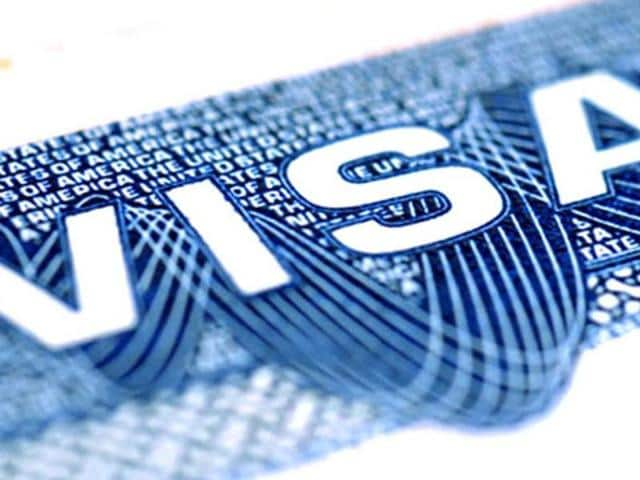 US House of Representatives passed Friday an omnibus bill to fund the federal government that makes hiring of highly skilled foreign workers on H-1B and L-1 visas substantially expensive.(HT File Photo)