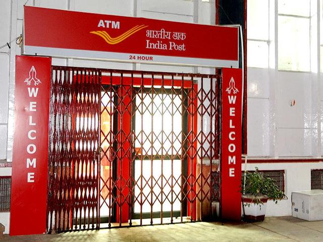 ATMs in Post offices