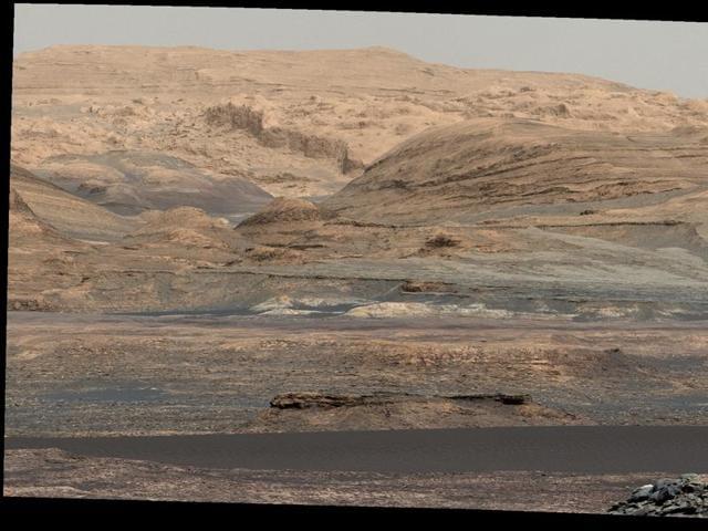 Curiosity,NASA's Curiosity,silica