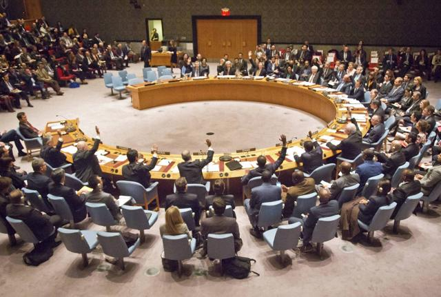 The UNSC unanimously adopted a resolution aimed at disrupting revenue that the Islamic State extremist group gets.