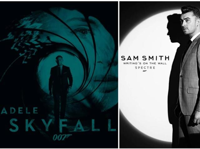 Adele's Skyfall voted greatest Bond theme ever: Here're the