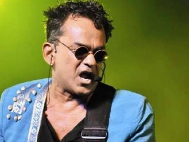 Remo Fernandes was charged for verbal abuse against a minor.