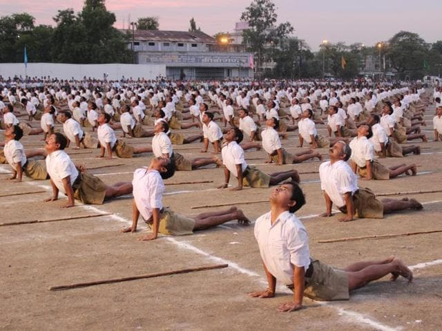The event, Shiv Shakti Sangam, will be held in Pune on January 3 and witness participation of 1.5 lakh RSS members only from western Maharashtra. This is the first time in 32 years that the RSS is holding an event in the state on such a grand scale.