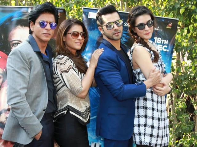 Dilwale review: Cars topple, dons fly, Shetty laughs, viewers cry