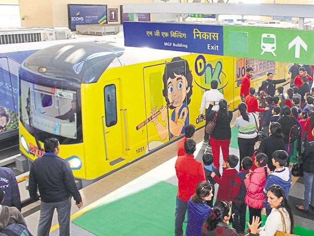 The train will run every weekend for six months. Tickets for kids will be priced at Rs 250 and Rs 150 for accompanying adults.