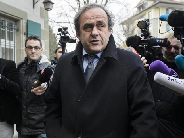 Michel Platini,FIFA,Corruption Scandal