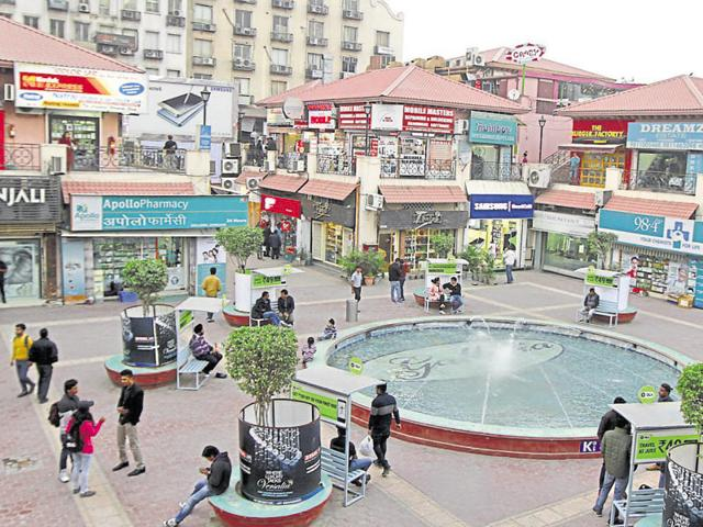 Gurgaon S Galleria Is 3rd Costliest Market In India Report