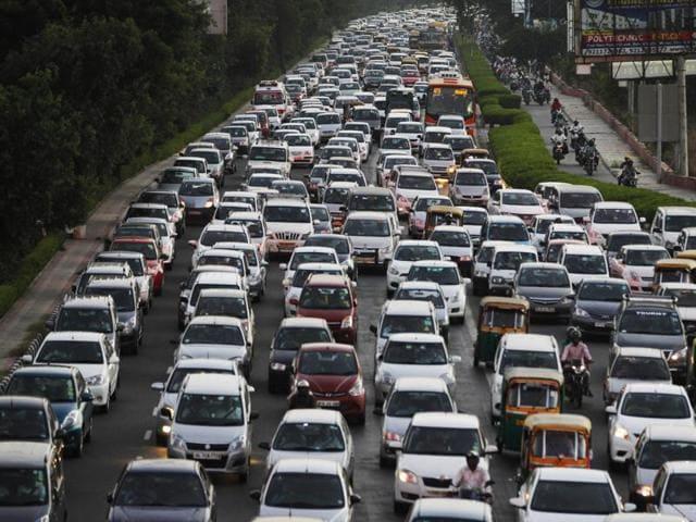 Delhi odd-even policy