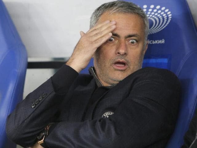 Former Chelsea manager Jose Mourinho. It's been a whirlwind season for the Portuguese manager Mourinho, a dynamic character known for his outbursts, pinching frankness and shrewd comments.