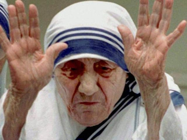 Mother Teresa,Monica Besra,Mother Teresa who cured my tumour