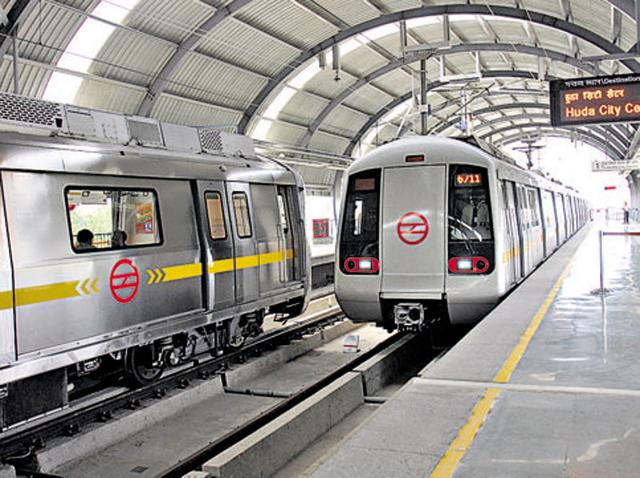 A man allegedly committed suicide by jumping in front of an oncoming Metro train at Jorbagh station in Delhi.