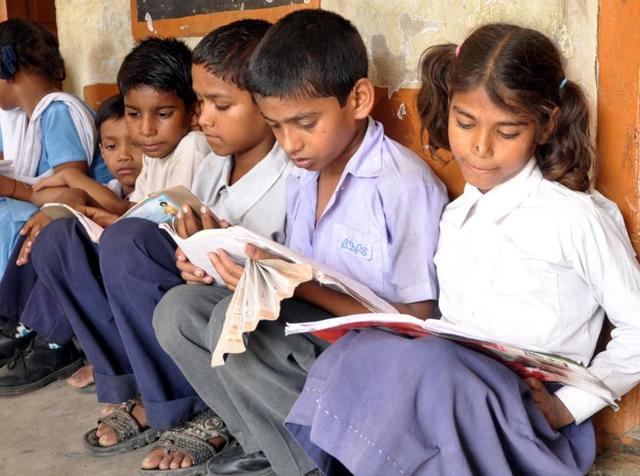 Students of government schools are still waiting for funds to be transferred into their bank accounts for buying winter uniform