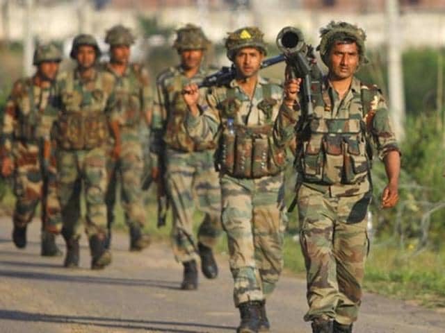 Indian Army equipment