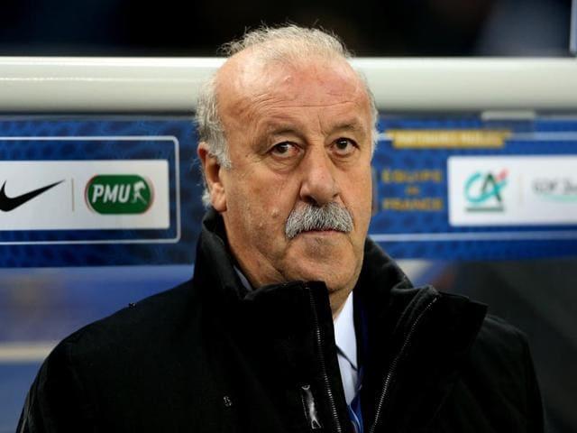 Vicente Del Bosque,Spain,Euro 2016