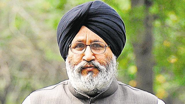 Punjab education minister Dr Daljit Singh Cheema.