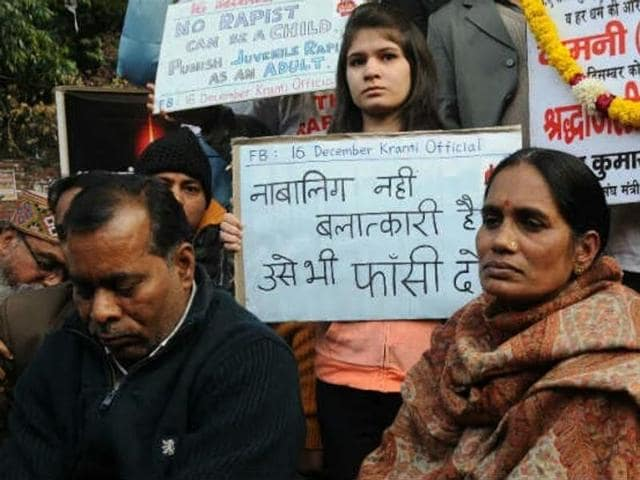 "The parents of the December 16 gangrape victim have said the DCW's last-minute efforts were a ""pretence""."