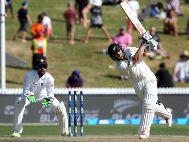 New Zealand,Sri Lanka,Kane Williamson