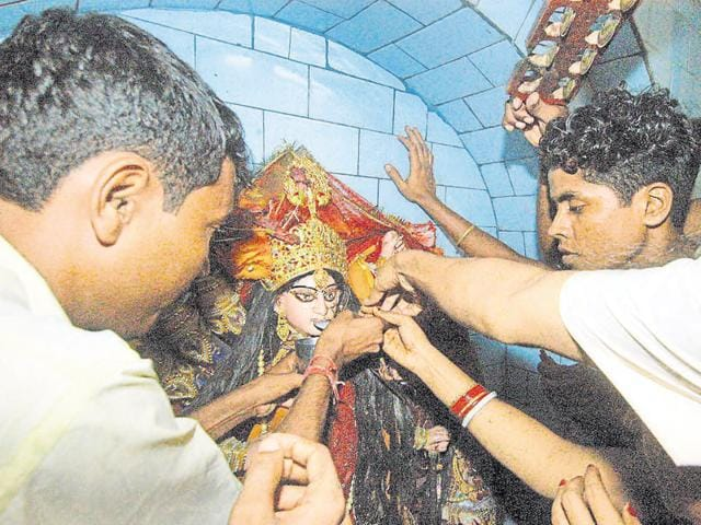 Patna's Mahavir Mandir has a Dalit priest at its helm.