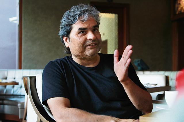 Vishal Bhardwaj came to limelight with 2003 film Maqbool. (Waseem Gashroo/HTCITY)