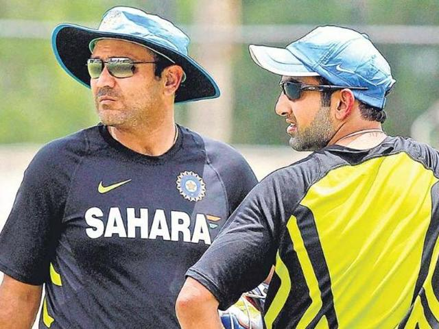 Virender Sehwag and Gautam Gambhir tweeted out on Sunday saying it's inappropriate to accuse the former DDCA president Arun Jaitley of corruption.
