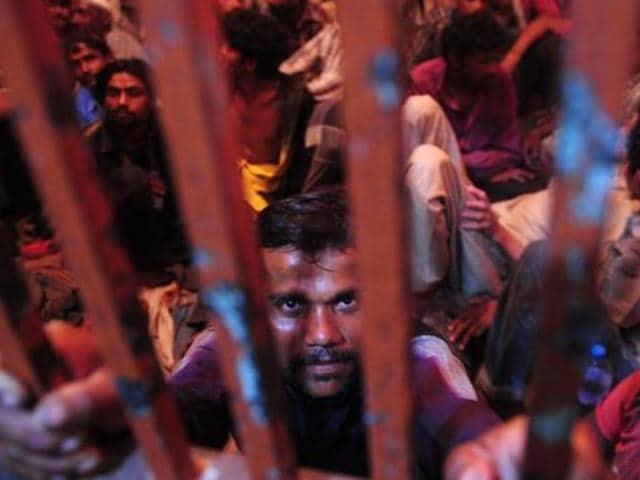 Tamil Nadu fishermen arrested