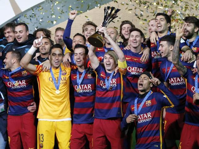 Barcelona,FIFA Club World Cup,Lionel Messi