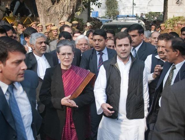 Congress National herald,Rahul Gandhi,Sonia Gandhi