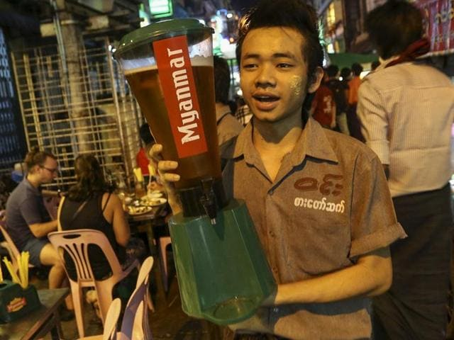 Myanmar Posts and Telecommunications,Myanmar Economic Holdings Limited (MEHL),Heineken