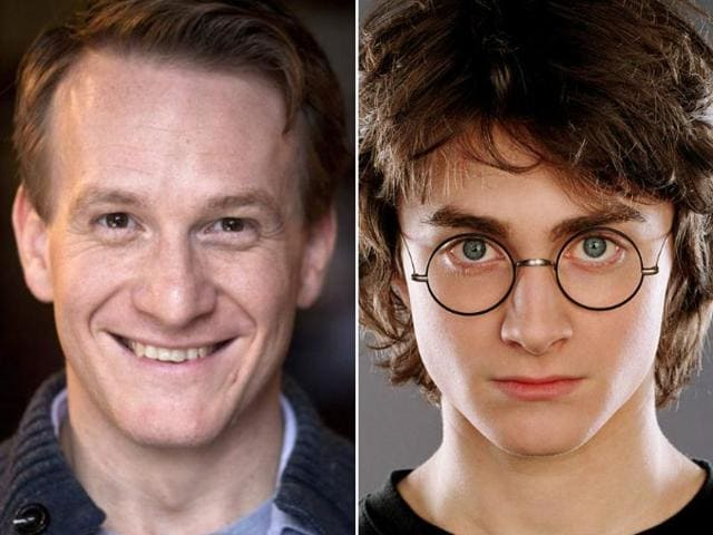 Theatre veteran Jamie Parker will be Harry Potter, which was played by Daniel Radcliff in the movies.