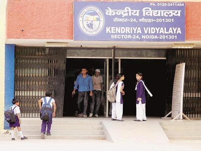 A file photo of a Kendriya Vidyalaya in Noida.