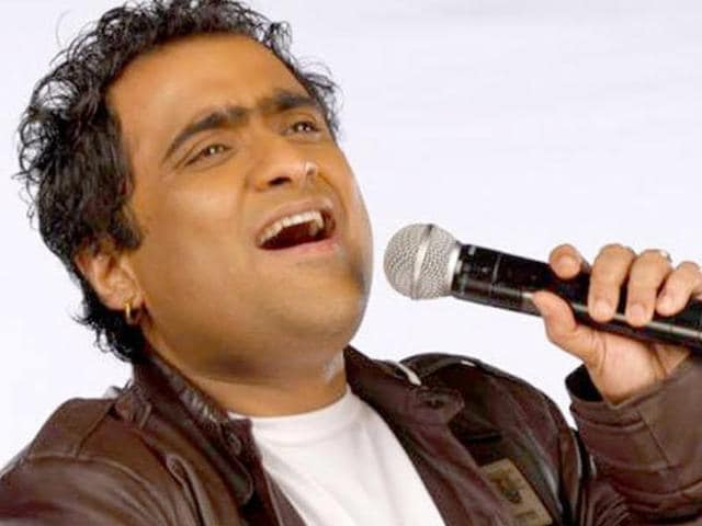 """""""I am happy that I have over 1,000 songs to my credit. I feel satisfied,"""" says Kunal Ganjawala."""