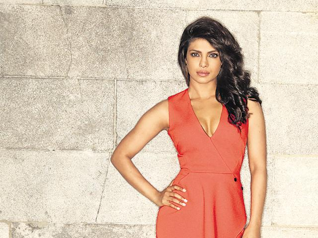 "Priyanka says that she hasn't decided which film projects to take up yet, since her American TV show leaves her ""very strained for time""."