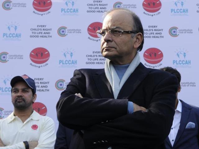 Amit Shah,Arun Jaitley,DDCA corruption case