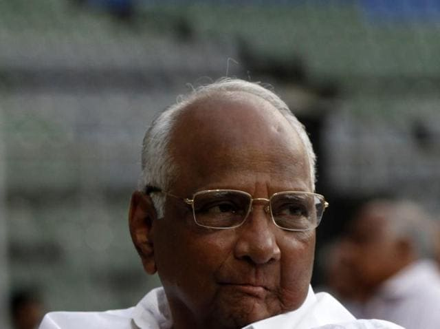 NCP founder leader Sharad Pawar says the future of the country's oldest party looks uncertain.