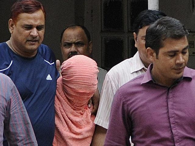 The juvenile convict in the December 16 rape case of Vasant Vihar was released on Sunday.