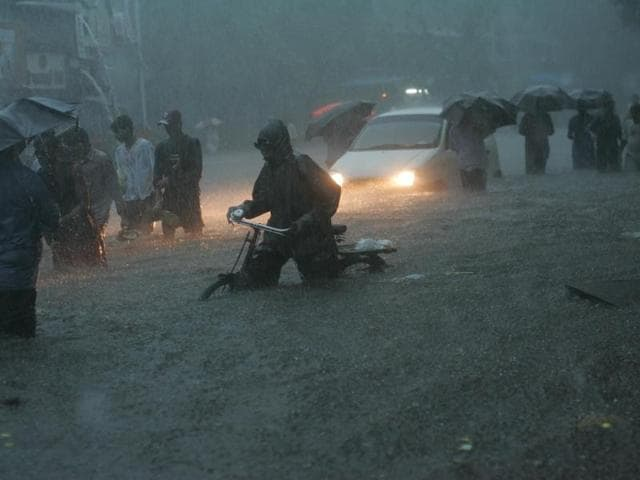 The city saw nearly 1,000 deaths in the deluge that struck Mumbai in 2005.