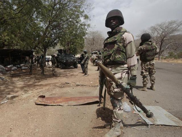 Nigeria,Boko Haram,Military