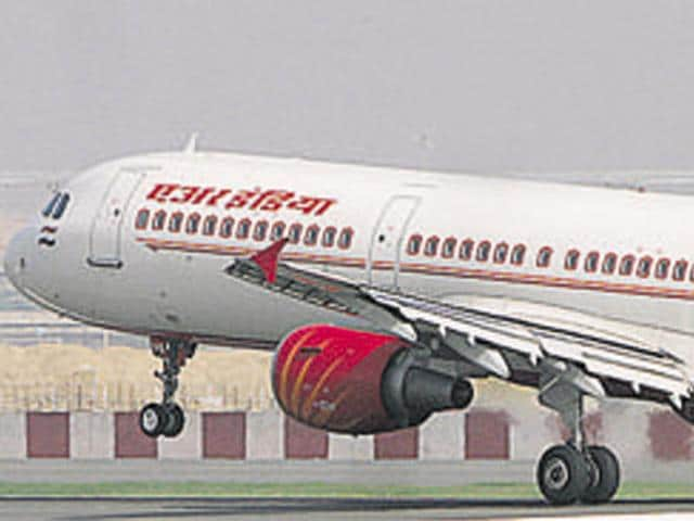 "Air India barred 19 students from boarding its flight to the USA on the grounds that the two universities in which they had secured admission are under ""scrutiny"" of American authorities."