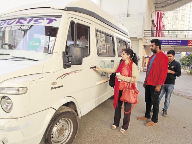 public transport,women safety,Private operators