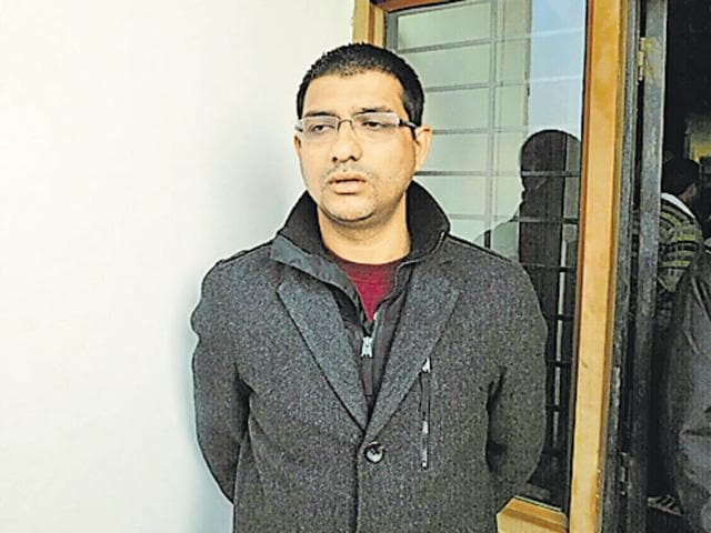 Key accused Amit Doda, Shiv Lal's nephew.