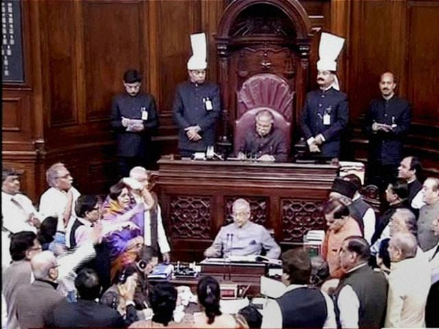 Rajya Sabha,SC/ST Bill,Opposition