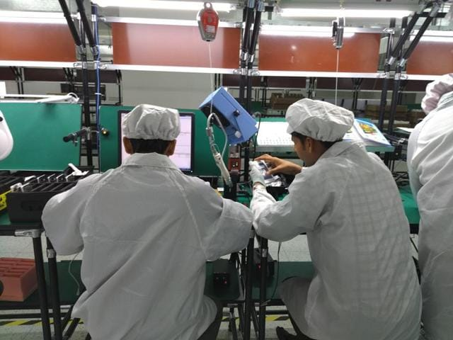 Chinese handset maker Vivo on Tuesday said that its new products will see a drop in prices as it launched its 30,000 square feet assembly facility in the technology special economic zone at Greater Noida.