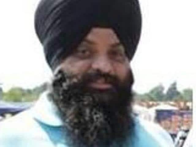 Khalistani terrorist Paramjeet Singh alias Pamma.(HT Photo)