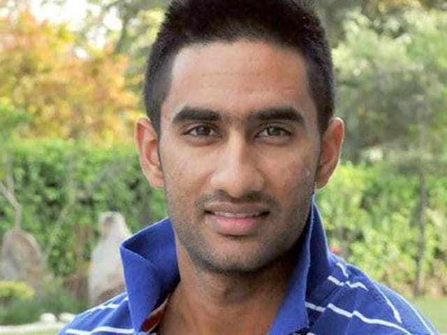 Gurkeerat Singh Mann,Barinder Saran,Cricket