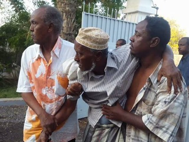 At least 9 were killed in the violence flared before dawn on Monday when police broke up a traditional religious ceremony in Buldhoqo district, close to the capital Djibouti, trying to move the people to a better site.