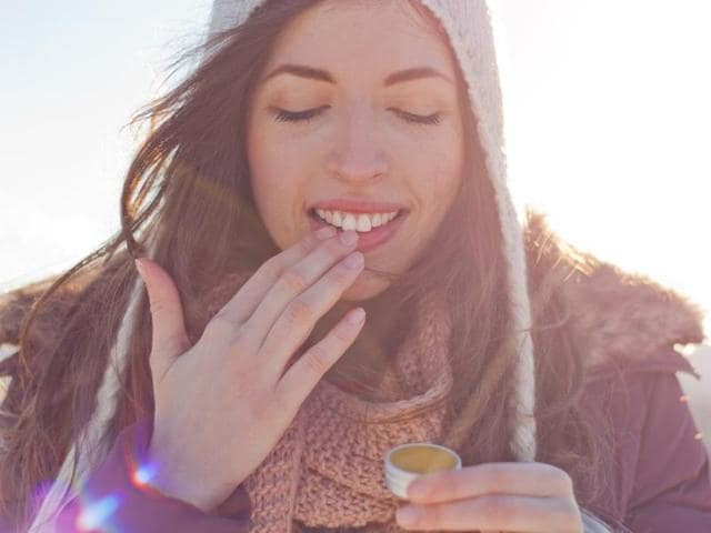 Lips balms are easily made at home and are a great gifting option.(Shutterstock)