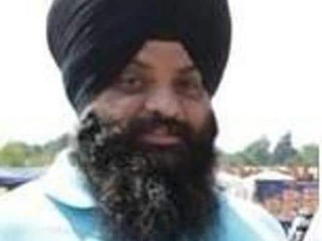Khalistani terrorist Paramjeet Singh alias Pamma who was nabbed by the Portugal police.